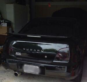 2005 Subaru Impreza WRX Sedan