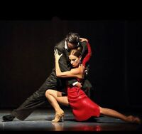 Looking for a Tango Partner
