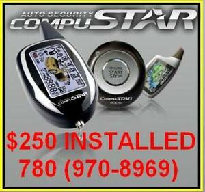 Car starter supply and install