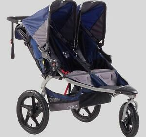 Looking for a BOB double stroller