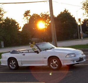 FOR SALE - 1991 Mustang GT 5.0 Convertible