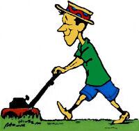lawn mowing /gardening/landscaping