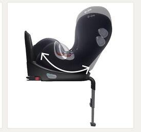 Cybex Sirona Car Seat: Birth - 4 Years (Swivels 360 Degrees)