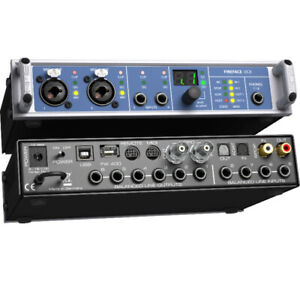 LOCATION - RME Fireface UCX - RENTAL