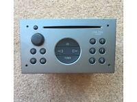 Vauxhall Corsa C radio