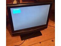 "Technika 19"" Digital LCD TV, Freeview & DVD"