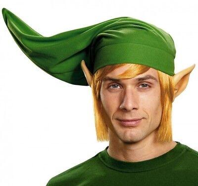 The Legend of Zelda accessories costume Deluxe adult Link Nintendo 863948 - Zelda Costume Accessories