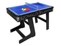 4in1 games table