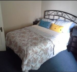 SOLD Double Mattress and Boxspring