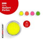 Neon Nail Art Pearls