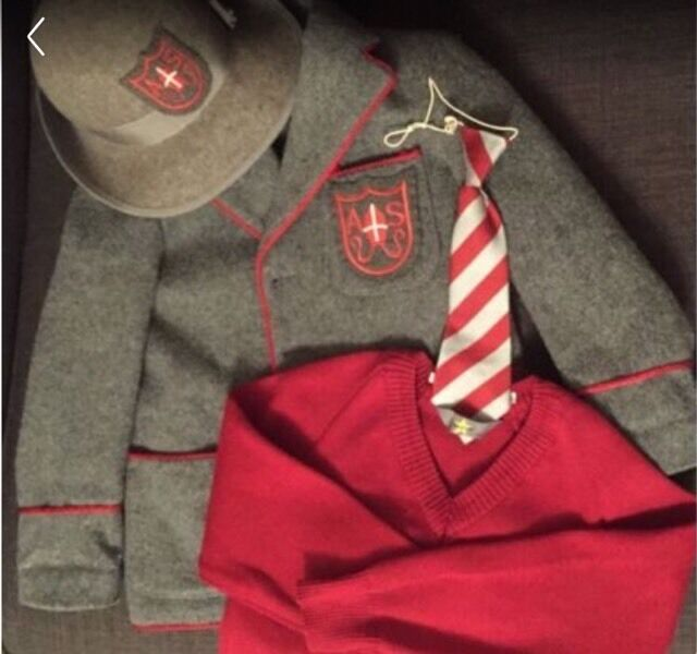 Abbotsbury Girls Uniformin Newton Abbot, DevonGumtree - Blazer, jumper, hat and tie for Abbotsbury pre school, Newton Abbot. Great condition only worn for 6.5 hours a week for one school year. Suitable for approx age 3
