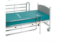 Bed rails for sale, ideal for the elderly. Strong but lightweight, good condition