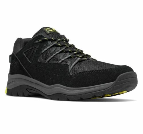 NEW MEN'S NEW BALANCE 669 V2 TRAIL WALKING SHOES! IN BLACK! IN EXTRA WIDE (4E)!