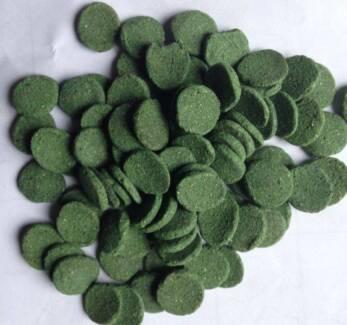1Kg Algae Sinking wafers - food for bottom feeders Ardeer Brimbank Area Preview