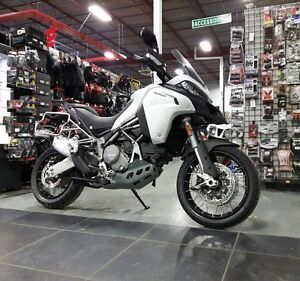 2016 Ducati Multistrada 1200 Enduro Touring Package