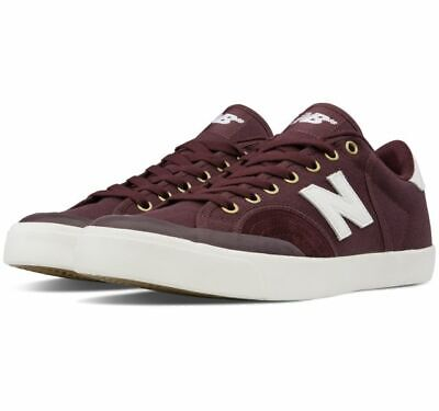 New Balance Numeric Pro Court 212 Maroon Skate Shoes NM212BUG $65
