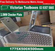 1775x500x500 Aluminium Toolbox Gullwing Top Opening Ute Truck Campbellfield Hume Area Preview