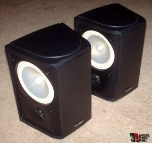 FOR SALE: Paradigm ADP 190 V6 surround dipole rear/side speakers