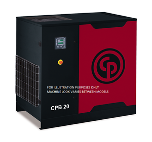 AIR COMPRESSOR - CHICAGO PNEUMATIC CPB20/8 Blacktown Blacktown Area Preview
