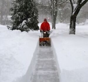 Snow removal in Belleville