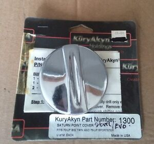 Point Cover, fits HD Big Twin (1970+), Brand New, Shipping Avail London Ontario image 1