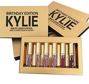 Kylie Jenner Ltd Edition Liquid Lipstick Mini Matte Set