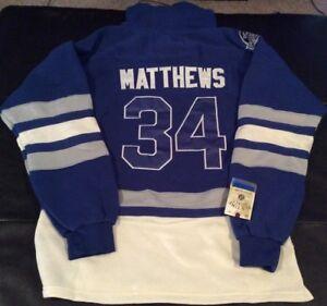 Brand New Austin Matthews Toronto Maple Leafs Hoody!