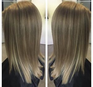 Blonde + balayage specialist Gold Coast Clear Island Waters Gold Coast City Preview