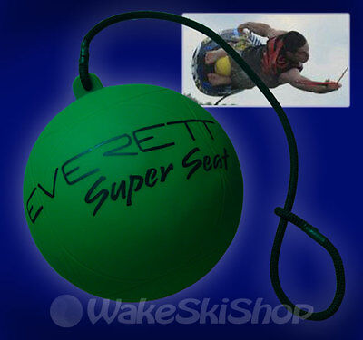 EVERETT KNEEBOARD SUPER SEAT CUSHION NO MORE PAIN NEW!! - GREEN