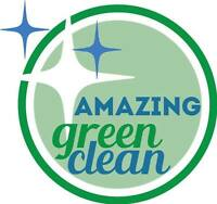 Amazing Green Clean - Many happy clients - see facebook reviews