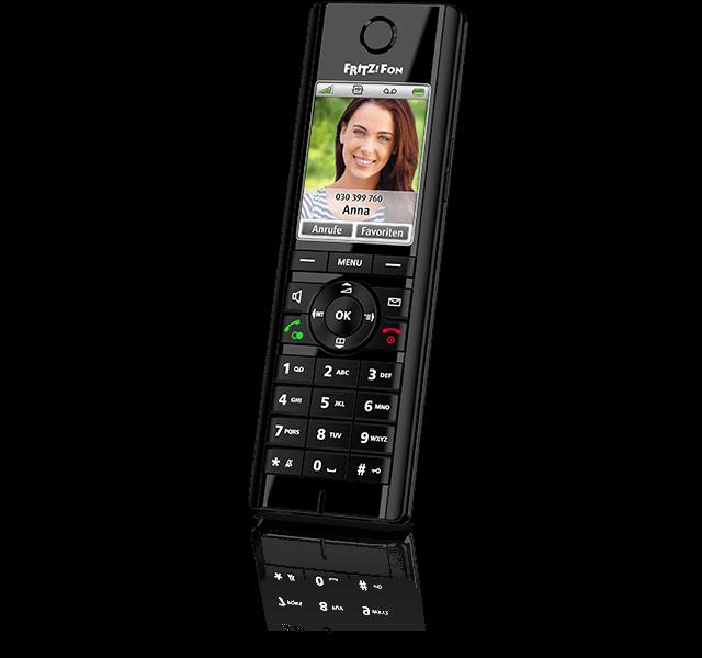 AVM FRITZ!Fon C5 VoIP DECT Telefon Smart Home !!! ohne Ladeschale !!!