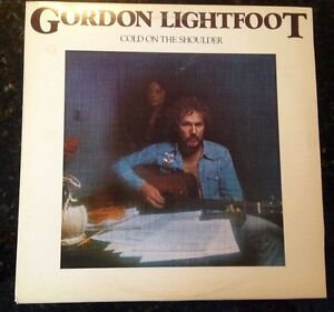 Gordon Lightfoot vinyl Lp records