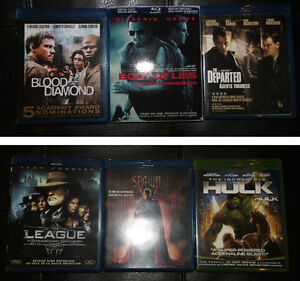 Collection de films Blu Ray / Blu ray movie collection West Island Greater Montréal image 8