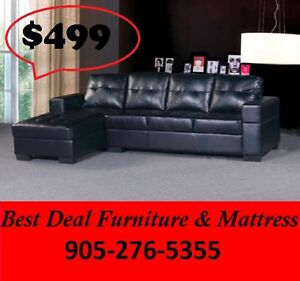 2pcs Sectional Set Only $499.00