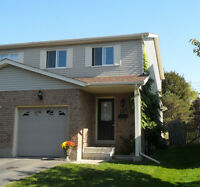 Don't Miss this Charming 3 Bedroom 1 Bath Semi In Kitchener!!