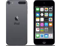 New iPod 6th generation 16GB