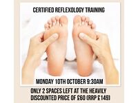 Reflexology training course