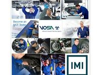 MOT TESTER - required with good scope