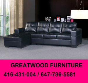 BRAND NEW CONDO SIZE  SECTIONAL ..$499