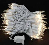 Wedding Mini Lights on white strings/cord 15 ft or 22.5 ft.