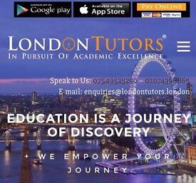 London Tutors provides world-class Law, Maths, Accounting & Finance , Economics and Business Tutors!