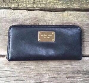 Authentic Michael Kors Black Wallet
