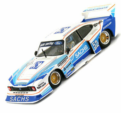 Racer Sideways Ford Capri Zakspeed SACHS Racing Slot Car 1/32 SW36 for sale  Shipping to Ireland