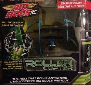 Remote Control Roller Copter (2 avail)
