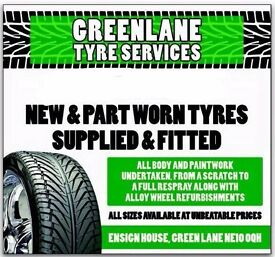 205/55/16 205 55 16 brand new supplied and fitted £30 each or x4 for £110 greenlane felling