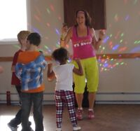 ZUMBA kids Birthday Parties or Special Events