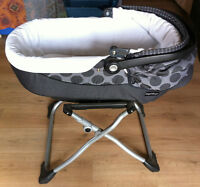Peg Perego Bassinet & Stand