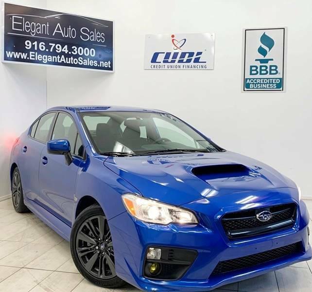 Image 1 Voiture American used Subaru WRX 2016