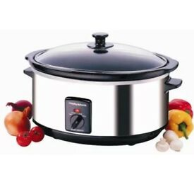 Morphy Richards Oval Slow Cooker Cooker