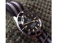Vintage Rolex Submariner ref. 5512 Steve McQueen